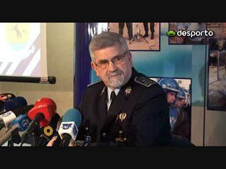 PSP espera policiamento «pacífico» no clássico