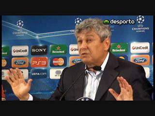 Mircea Lucescu «FC Porto não merecia vencer»