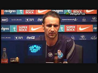 Vítor Pereira vê o Benfica como «vitamina»