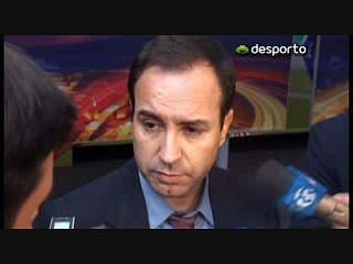 Salvador diz que Fernando Gomes terá «apoio total»