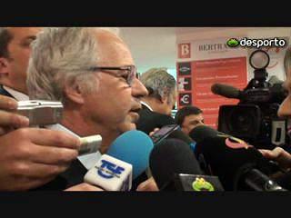 Godinho Lopes envolve Vieira em «incidentes graves