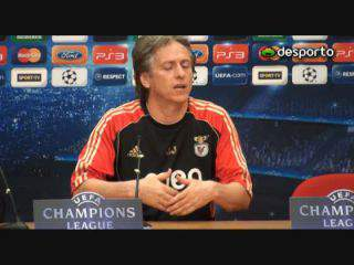 J. Jesus «Gostava de encontrar o Barça na final»