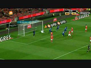 Especial Golos Sofridos em casa pelo Benfica na Liga