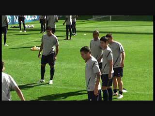 «Primeiro a vitória e depois os golos», diz James