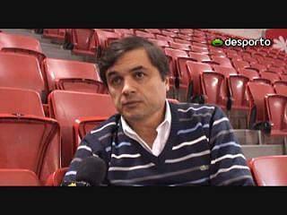 P. Fernandes «Ricardinho é uma mais valia»