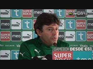 Domingos sobre Djaló no FC Porto