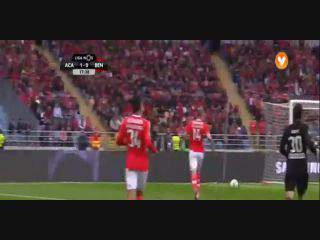 Liga (29ª J): Resumo Académica 1-2 Benfica