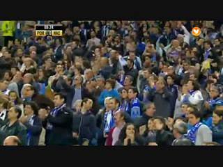 FC Porto, Golo, Danilo, 8m, 1-0