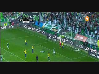 Sporting, Jogada, B. Ruiz, 61m