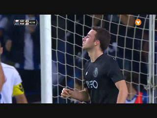 FC Porto, Jogada, Diogo Jota, 42m
