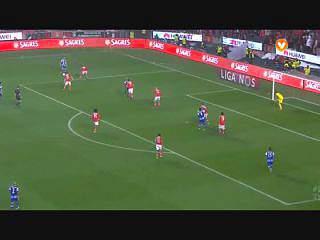Liga (22ª J): Resumo Benfica 1-2 FC Porto