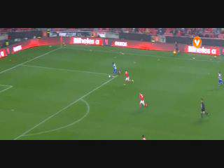 FC Porto, Jogada, Marega, 93m