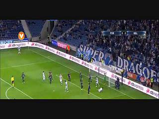 FC Porto, Jogada, Marcano, 52m