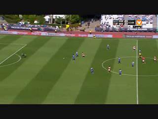 Sp. Braga, Golo, Rui Fonte, 12m, 0-1