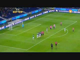 FC Porto, Jogada, Brahimi, 44m