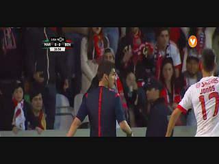 Benfica, Caso, Renato Sanches, 28m