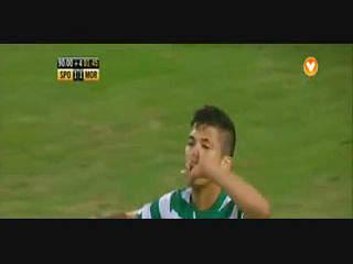 Sporting, Golo, Montero, 92m, 1-1