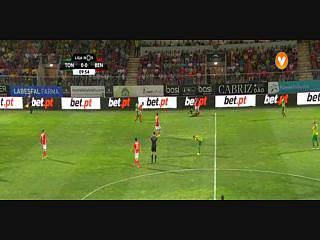 Benfica, Caso, Cervi, 10m
