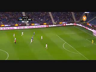 FC Porto, Jogada, André Silva, 16m
