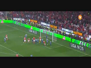 Benfica, Jogada, Jonas, 53m
