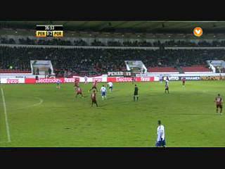 FC Porto, Jogada, Casemiro, 31m