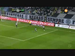 Sporting, Caso, Slimani, 32m