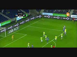 FC Porto, Jogada, Aboubakar, 34m