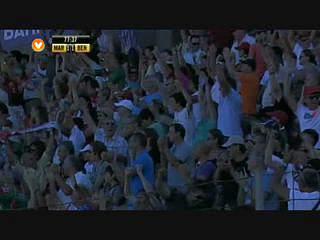 Marítimo, Golo, Sami, 77m, 2-1