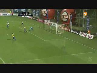 Liga (14ª J): Resumo U. Madeira 1-0 Sporting