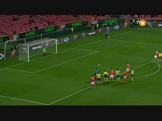 Benfica, Golo, Pizzi (g.p.), 30m, 1-0