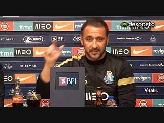 Vítor Pereira «Sei como o Benfica vai jogar, tenho a certeza»