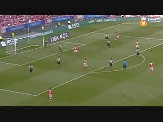 Benfica, Jogada, Salvio, 89m