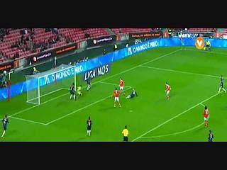 Benfica, Golo, Pizzi, 29m, 1-0