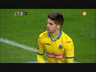 Sp. Braga, Golo, Hugo Basto (p.b.), 57m, 1-0