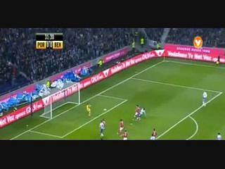 FC Porto, Jogada, Jackson Martínez, 32m