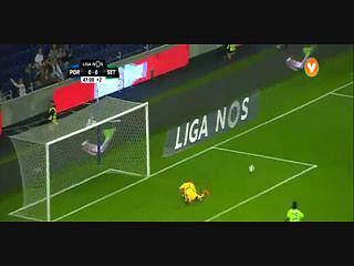 FC Porto, Jogada, M. Layún, 47m