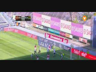 Sp. Braga, Golo, Vukcevic, 16m, 1-0