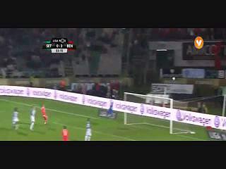 Benfica, Jogada, Gonçalo Guedes, 55m