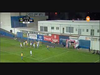 Estoril, Golo, Diego Carlos, 4m, 1-0