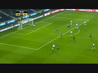 FC Porto, Jogada, Herrera, 28m