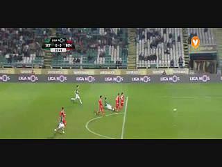 Liga (13ª J): Resumo V. Setúbal 2-4 Benfica