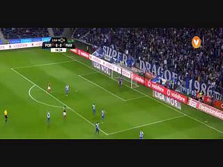 Liga (19ª J): Resumo FC Porto 1-0 Marítimo