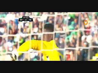 Feirense, Jogada, Machado, 77m