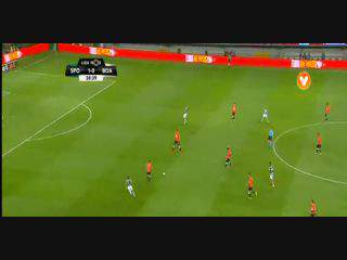 Sporting, Golo , Bas Dost, 29m, 2-0