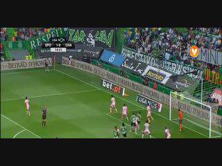 Sporting, Golo, Bas Dost, 15m, 2-0