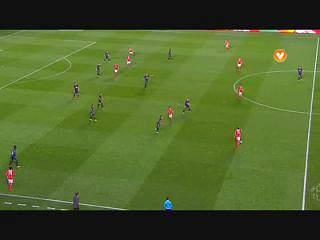 Benfica, Golo, André Almeida, 12m, 1-0