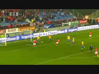 | Benfica, Jogada, Rafa, 5m