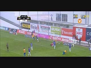 Estoril, Jogada, Bruno Gomes, 71m