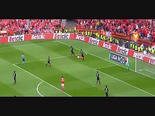 Benfica, Caso, F. Cervi, 65m