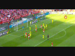 Liga (29ªJ): Resumo Benfica 3-0 Marítimo
